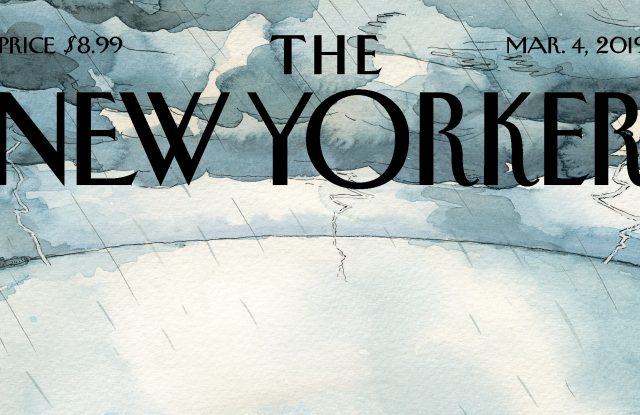 The New Yorker's most recent cover.