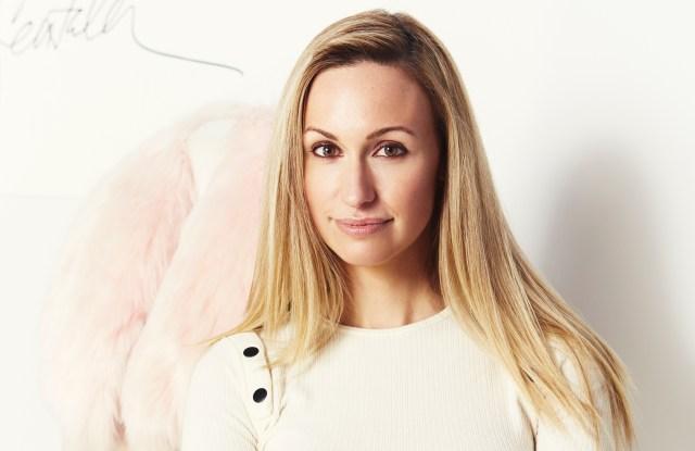 Bojana Sentaler, the Canadian fashion designer behind Sentaler, best known for its coats.