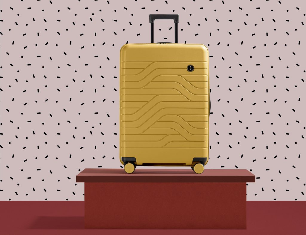 A suitcase from Bric's BY new line.
