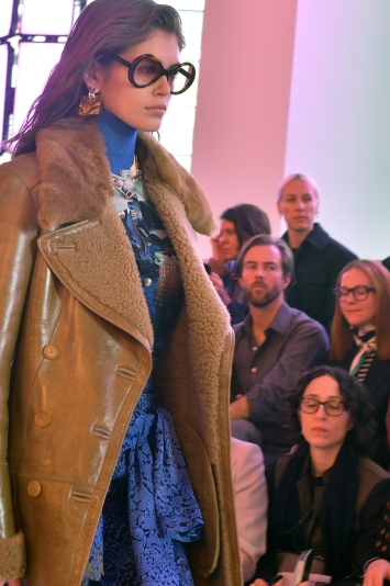 Ambiance at Chloe RTW Fall 2019, photographed in Paris on February 28, 2019.