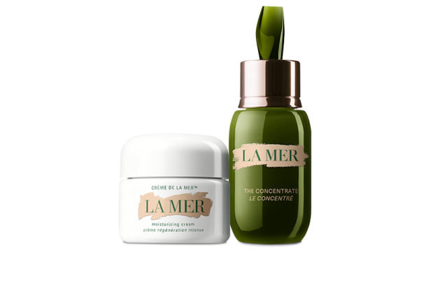 For La Mer, Crème de la Mer and The Concentrate are two of the best-selling products.