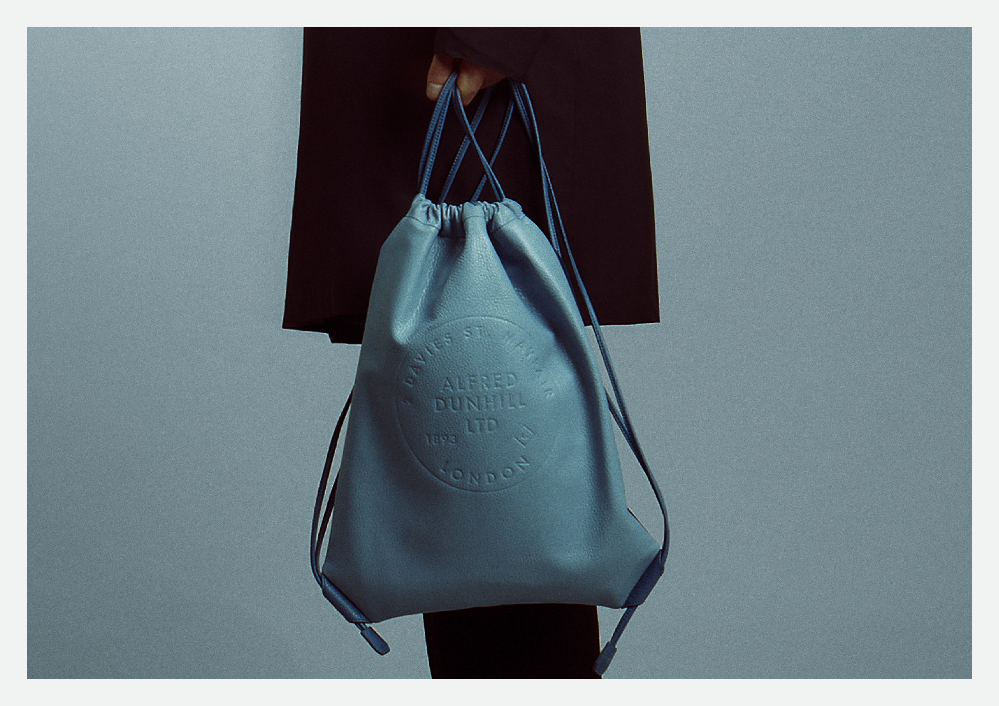 The Chiltern backpack developed on collaboration with Mr. Bags for the romantic festival White Day.