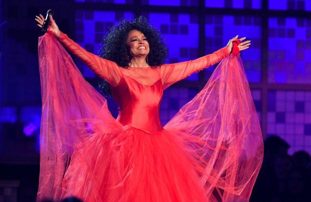 Diana Ross 61st Annual Grammy Awards, Show, Los Angeles, USA - 10 Feb 2019
