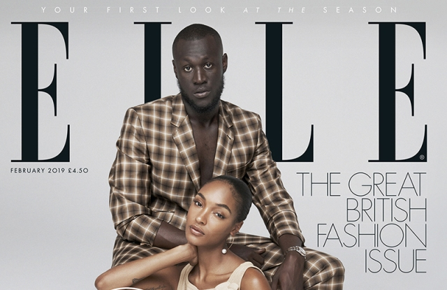 ELLE UK February 2019 issue