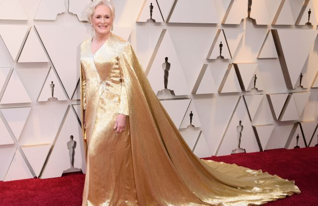 Glenn Close91st Annual Academy Awards, Arrivals, Los Angeles, USA - 24 Feb 2019