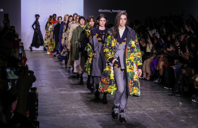 The Hong Kong Trade Development Council unveiled collections for three local designers at New York Fashion Week.