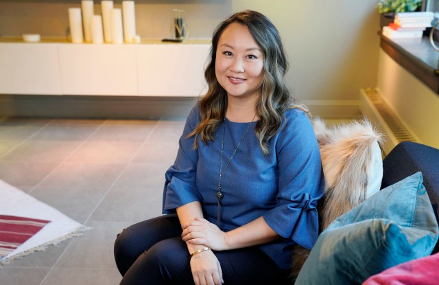 Annie Wu, a longtime H&M staffer who was moved into the newly created role of global leader for diversity and inclusiveness at the beginning of last year.