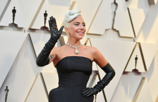 Lady Gaga arrives at the Oscars, at the Dolby Theatre in Los Angeles91st Academy Awards - Arrivals, Los Angeles, USA - 24 Feb 2019
