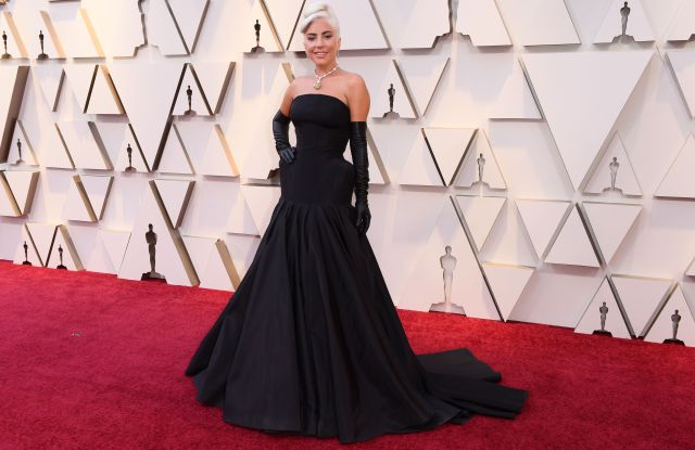 Lady Gaga91st Annual Academy Awards, Arrivals, Los Angeles, USA - 24 Feb 2019