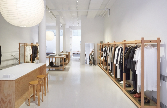 La Garçonne in TriBeCa features well-known designers and those waiting to be discovered.