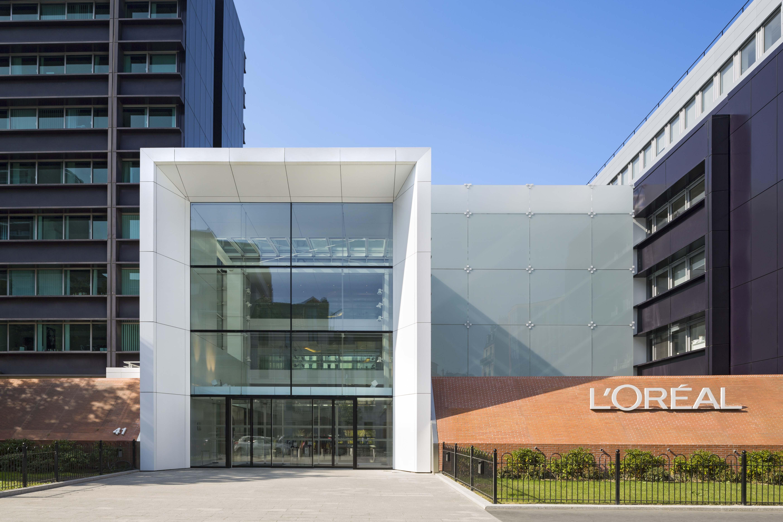 L'Oréal's headquarters