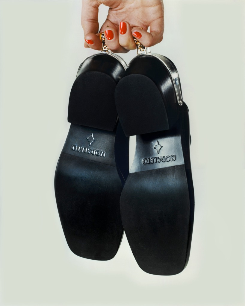 Shoes from Julia Toledano's Nodaleto brand.