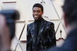 Chadwick Boseman in Givenchy Haute Couture
