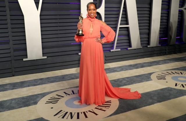 Regina KingVanity Fair Oscar Party, Arrivals, Los Angeles, USA - 24 Feb 2019