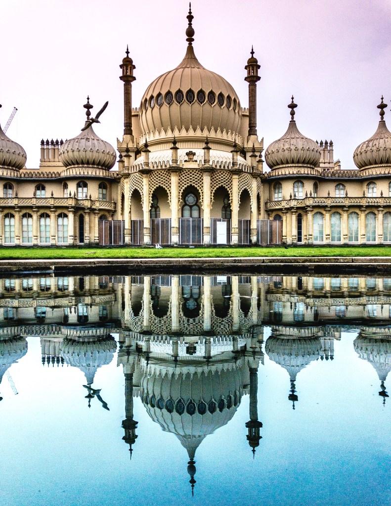 The Brighton Pavilion