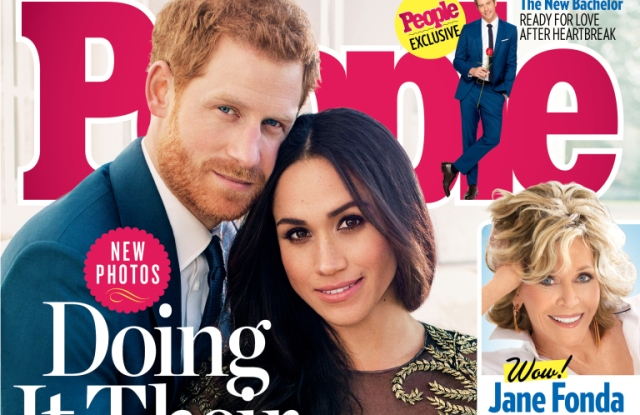 People magazine, a former Time title now owned by Meredith Corp.