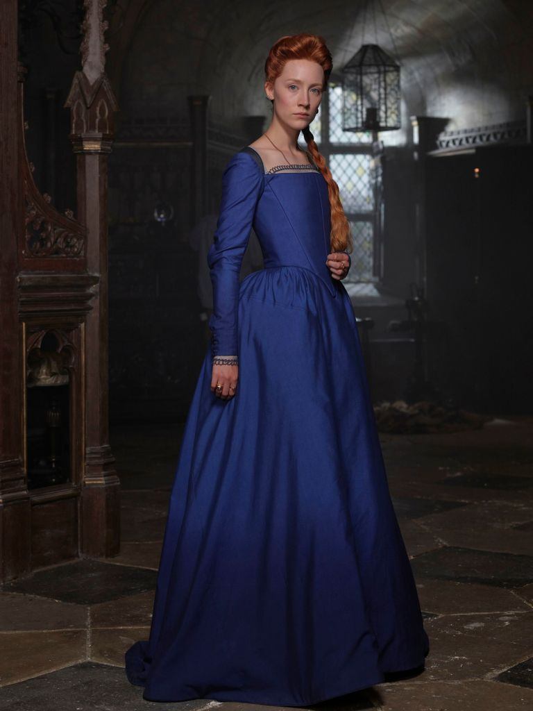 'Mary Queen of Scots' Film - 2018