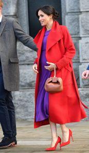 Meghan Duchess of Sussex in Hamilton SquarePrince Harry and Meghan Duchess of Sussex visit to Birkenhead, UK - 14 Jan 2019