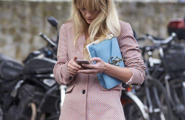 Street style Paris fashion week 2017