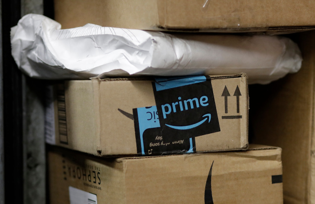"A package from Amazon Prime is loaded for delivery on a UPS truck, in New York. Amazon is extending its annual ""Prime Day"" promotion to 30 hours this year. Amazon will offer discounts and other deals in an effort to boost sales during the slower summer months. This year's Prime Day will start at 9 p.m. ET on July 10, 2017. While Amazon has claimed success, there have been grumblings that Prime Day deals have been unimpressive or involve older modelsTEC--Amazon-Prime Day, New York, USA - 09 May 2017"