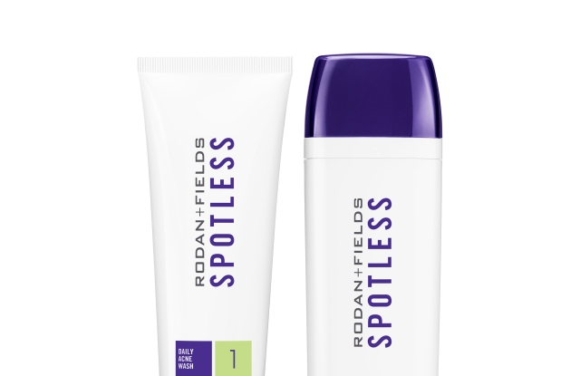 The doctors behind Proactiv have launched a new teen acne line under Rodan & Fields called Spotless.