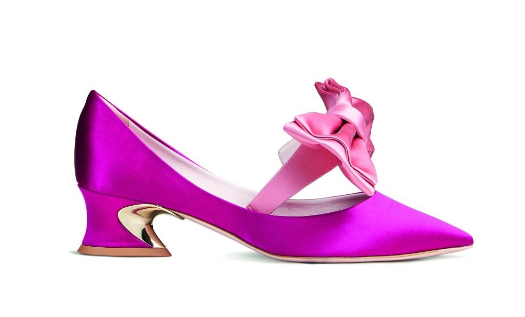 A Roger Vivier style