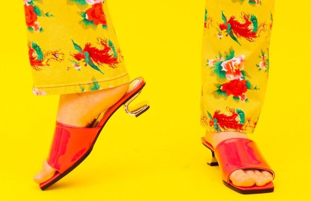 Sandals from Nicole Saldana X Depop.