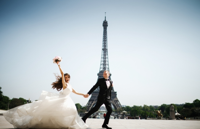 Destination weddings, once unaffordable, are now in demand.