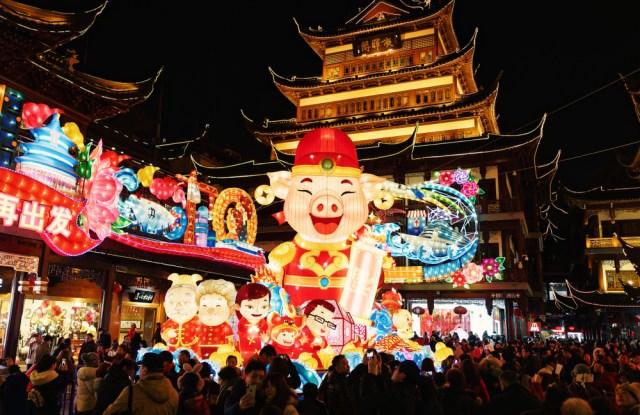 The coronavirus will dampen Chinese New Year celebrations in 2020.