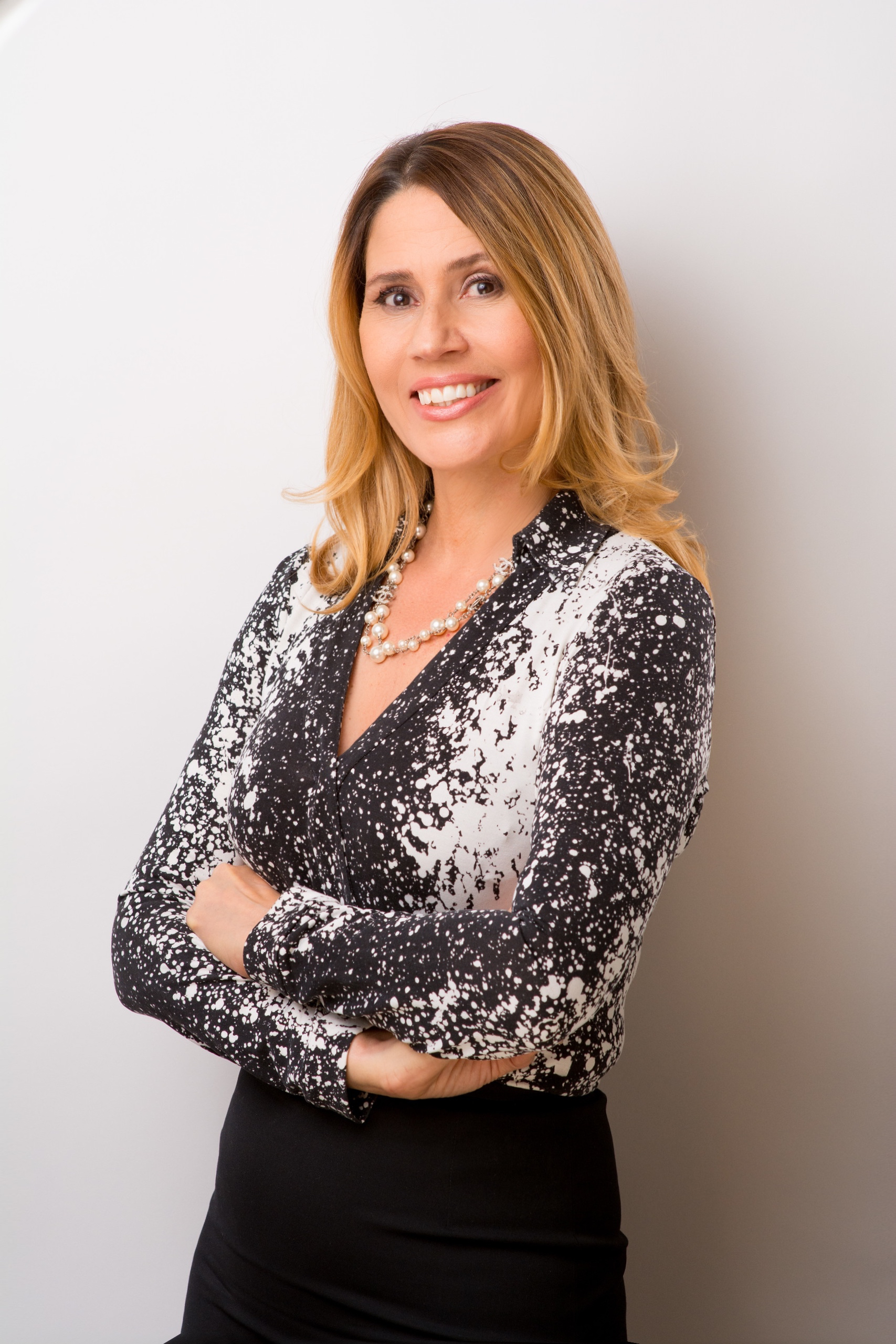 Sonia Summers, ceo and founder of Beauty Barrage.
