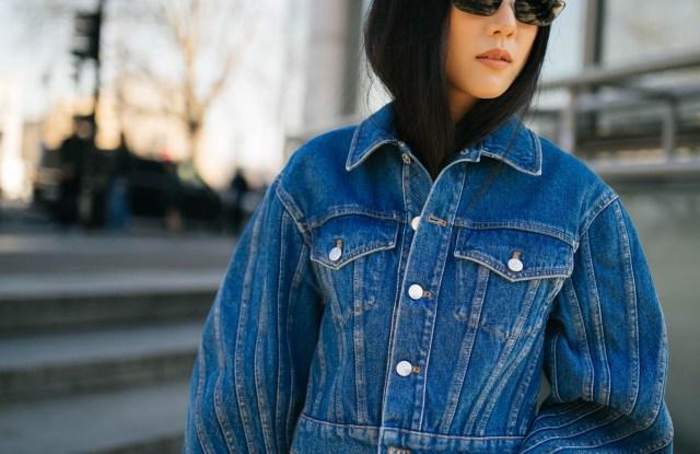 Street style at Paris Fashion Week fall 2019