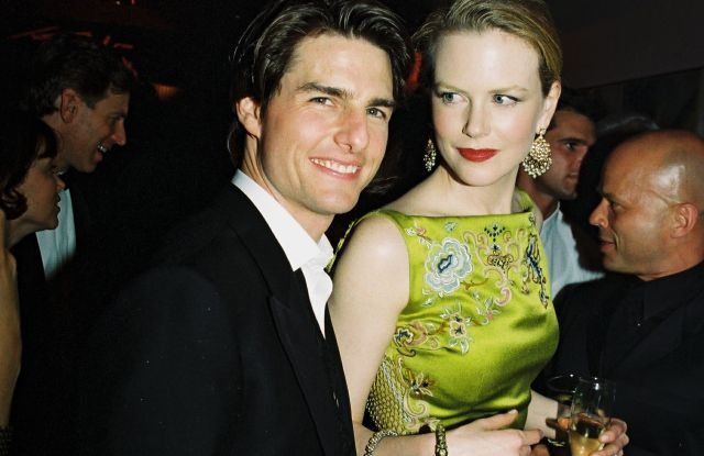 Tom Cruise and Nicole Kidman1997 Vanity Fair Oscar Party