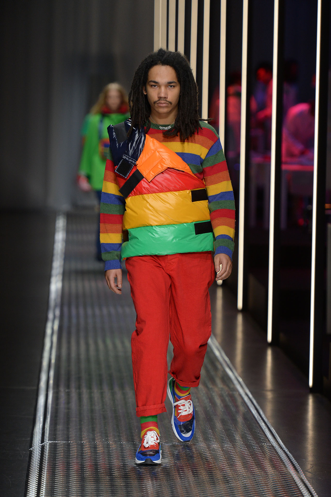 United Colors of Benetton RTW Fall 2019