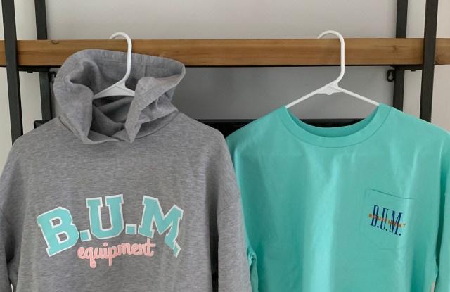 Looks from the Bum Equipment juniors line.