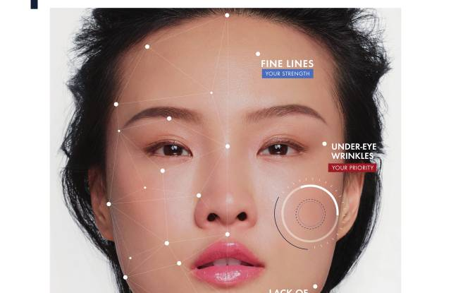 "Vichy AI-driven ""Skin consult"" program"