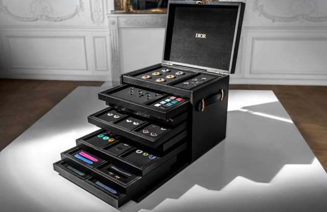 Dior Grand Bal Couture customised watches