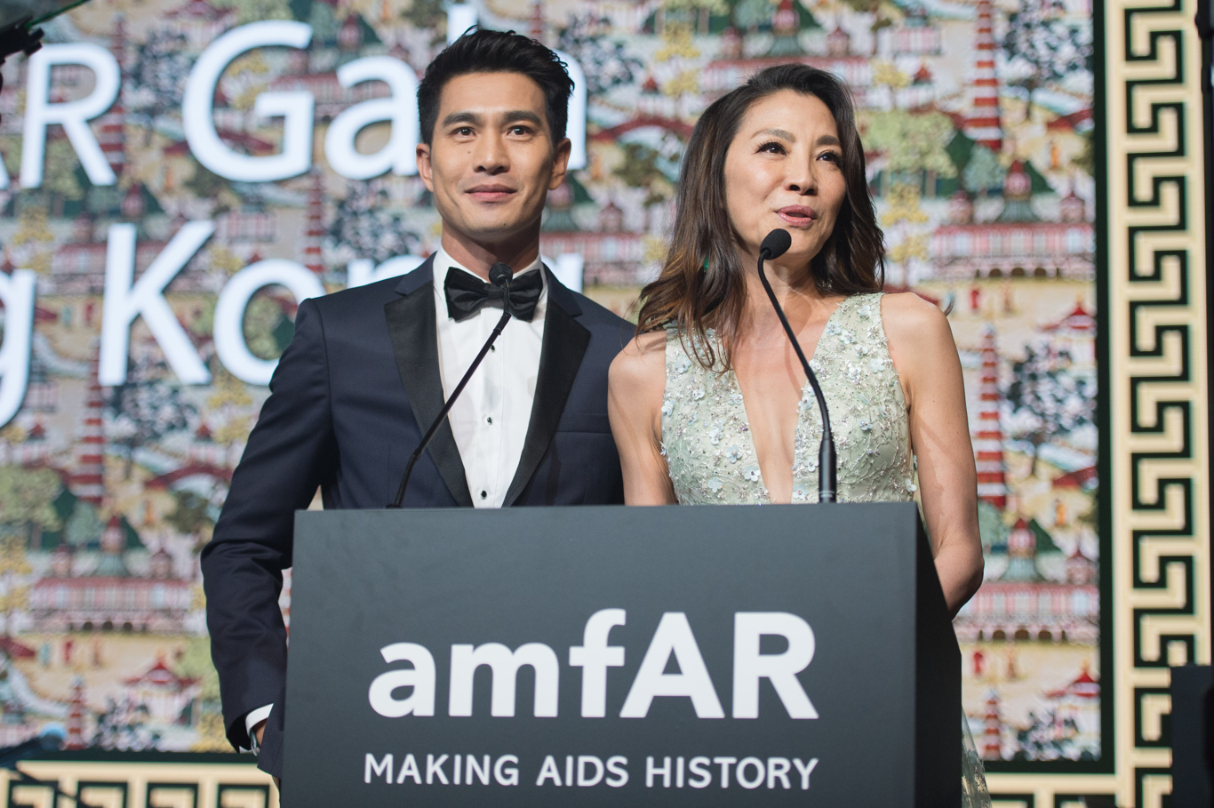 Inside the AmfAR Gala in Hong Kong 2019