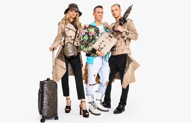 London Fog Jeremy Scott