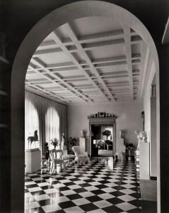 Inside Helena Rubinstein's New York apartment.