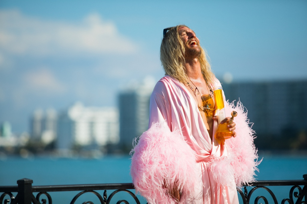 "A still from ""Beach Bum."""
