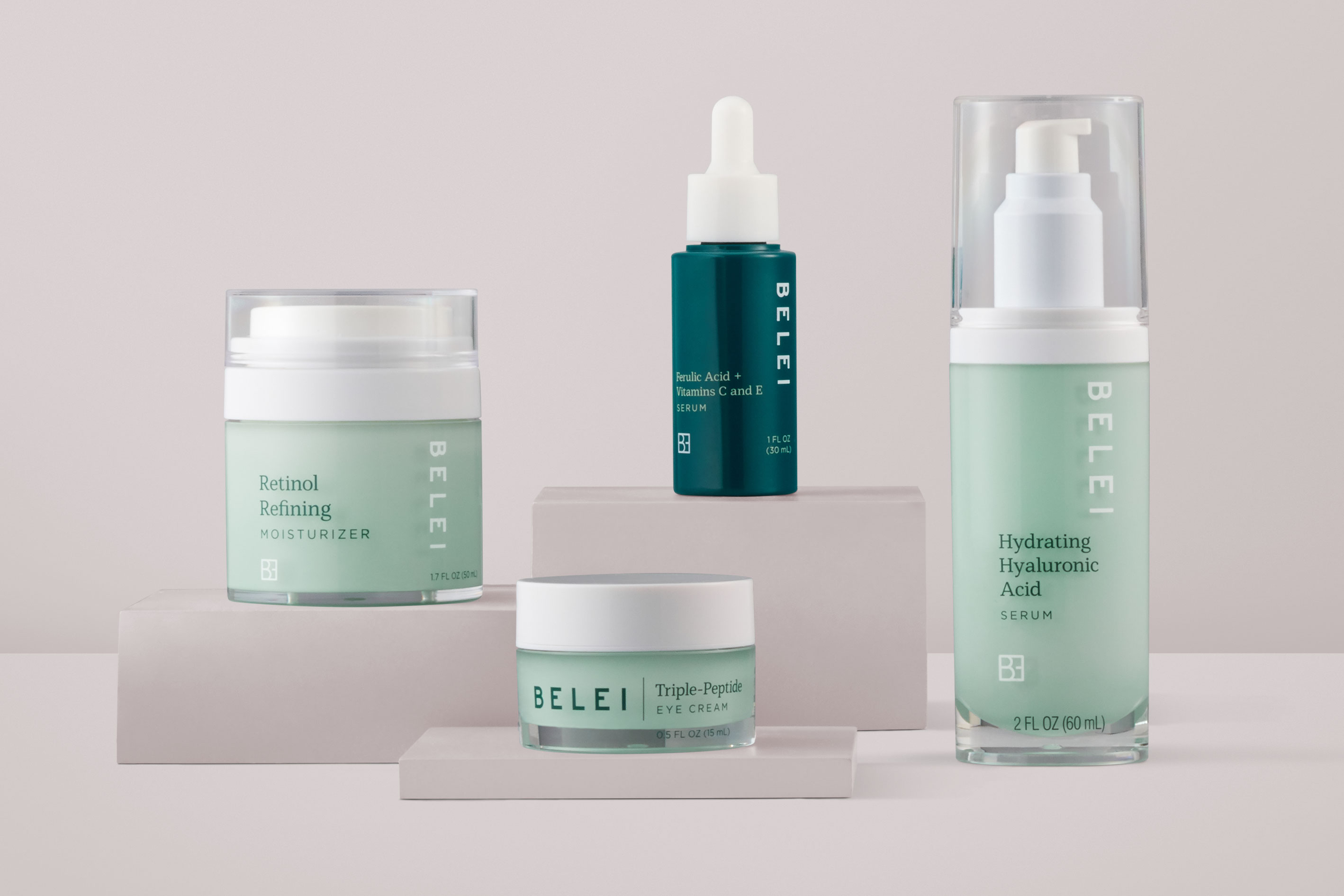 Belei is Amazon's first private-label skin-care brand.