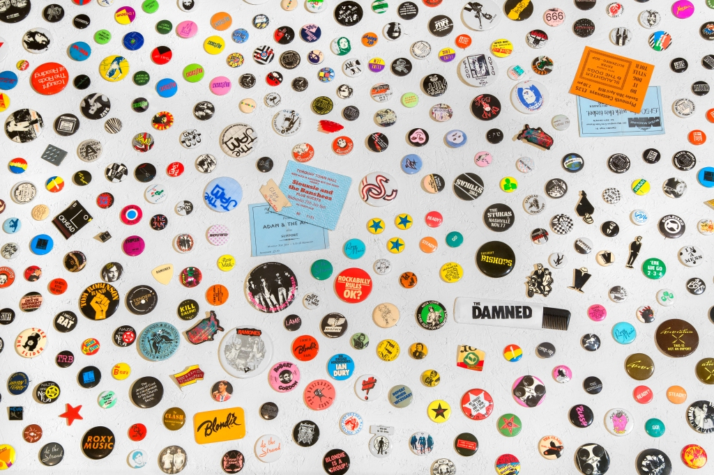 Too Fast to Live, Too Young to Die: Punk Graphics, 1976–1986 at Cranbrook Art Musuem, Bloomfield Hills, MI