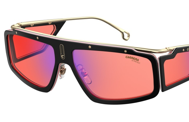 A mask style from Carrera, manufactured by Safilo.