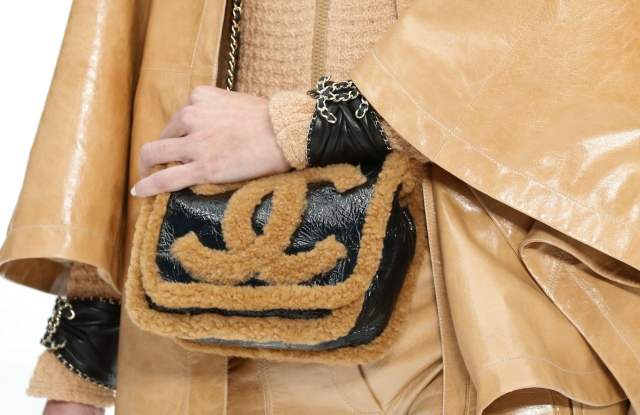 Details at Chanel RTW Fall 2019