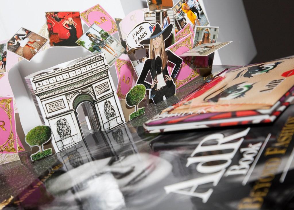 """A look at Anna Dello Russo's book, """"AdR Book: Beyond Fashion"""""""