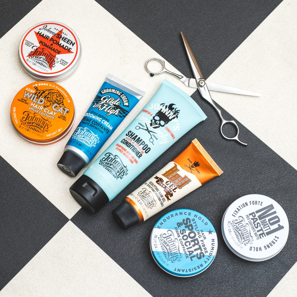 Johnny's Chop Shop products