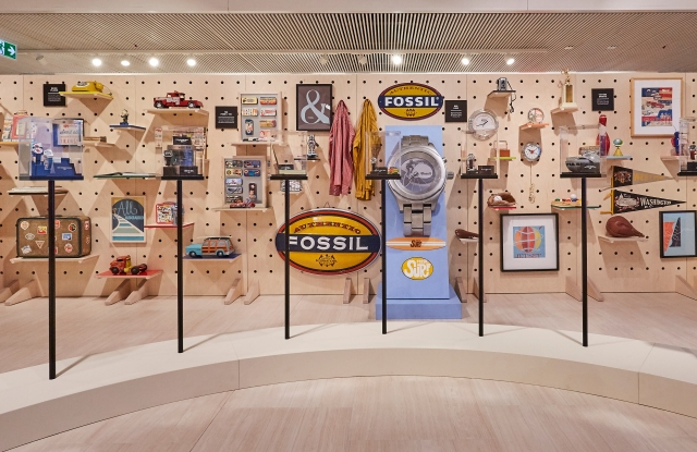 Fossil exhibition