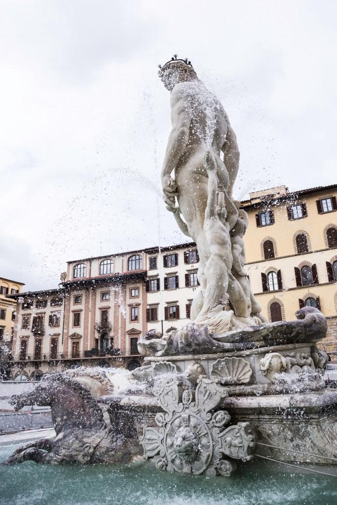 Fountain of Neptune.