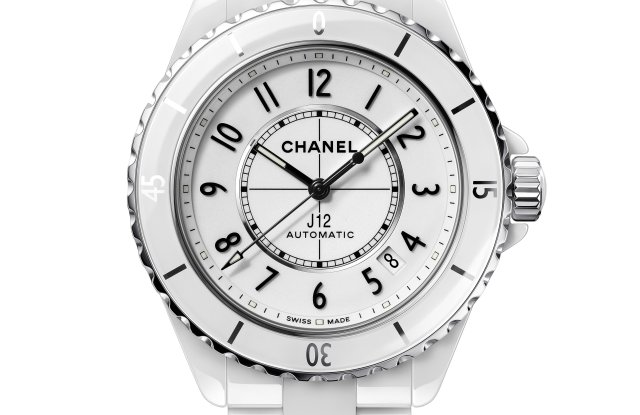 The Chanel J12 watch.