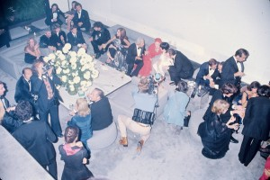 Citation not found; The scene at Halston's party to celebrate the first anniversary of Liza Minnelli and Jack Haley Jr. on September 15, 1975 in New York
